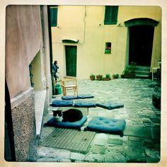 Santarcangelo di Romagna, scorcio.