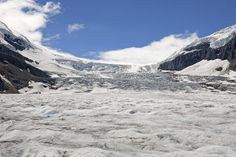 Columbia Icefield, Alberta Banff, Hot Springs, Mount Everest, Columbia, Skiing, Canada, Mountains, Travel, Outdoor