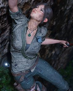 Tomb Raider Lara Croft, Tomb Raider Game, Tomb Raider Cosplay, Tom Raider, Lara Croft Cosplay, Laura Croft, Mileena, Survival, Badass Women