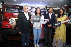 Mahindra Thar presented to PV Sindhu and Sakshi Mallik – Olympic Medal Winners https://blog.gaadikey.com/mahindra-thar-presented-pv-sindhu-sakshi-mallik/