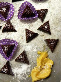 Csokoládé Reformer: Mézkaramellás bonbon Truffles, Pudding, Sugar, Cookies, Blog, Chocolates, Candy, Kuchen, Crack Crackers