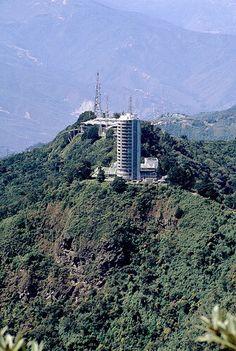 Hotel Humboldt, Cerro el Ávila, Caracas - Venezuela