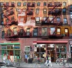 Ludlow Street by Pep Ventosa