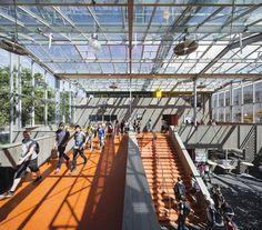 Beatrix College Tilburg,© BASEPHOTOGRAPHY