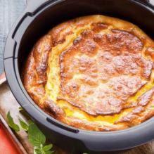 Tupperware - Quark-Kartoffel-Soufflé