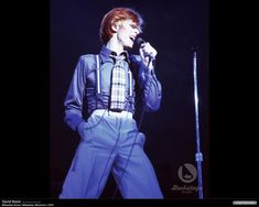 David Bowie David Live At The Tower Philadelphia (Part I) David Bowie Born, David Bowie Starman, David Bowie Diamond Dogs, Just Deal With It, The Thin White Duke, Ziggy Stardust, Miles Davis, Rockn Roll, David Jones