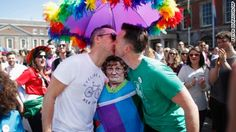 Ireland votes overwhelmingly in favor of same-sex marriage