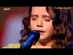 neta de Pavarotti, de apenas 11 anos, interpreta Caruso - YouTube
