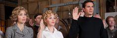 #Hitchcock Jessica Biel Scarlett Johansson -Foto da Film