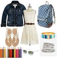 Cute Back To School Outfit Idea's