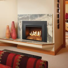 31 DVI | Gas Fireplace Insert | Fireplace Xtrordinair showcases a ...