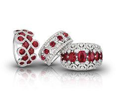 Lee Hwa Jewellery - Ruby Rings