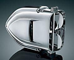 GET BLACK VERSION - Kuryakyn Pro-R Hypercharger Air Cleaner Kit | 401-733 | J&P Cycles
