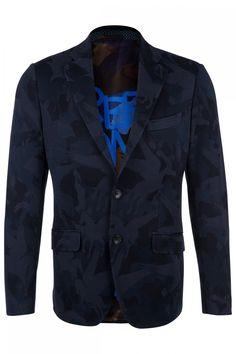 Etro Herren Sakko Dunkelblau Marine | SAILERstyle Elegant, Suit Jacket, Suits, Jackets, Fashion, Dark Teal, Blouse, Trousers, Gowns