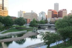 A look at downtown Omaha