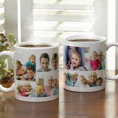 Photo Collage Personalized Coffee Mug  $9.70