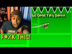 F#%KING UPSIDE-DOWN FLYING!?? [GEOMETRY DASH] [#08] - YouTube. Dashiegames
