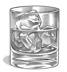 Resultado de imagen de bourbon drawing