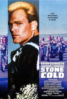 Stone Cold - 1991 - Movie Poster