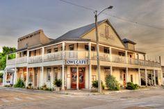 The Owl Cafe / Apalachicola, FL