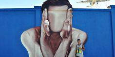 Street Art – Lisboa entre as cidades com melhores Graffitis do mundo !!! | | Oi Portugal!