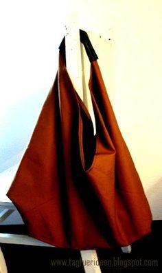 Tag für Ideen: Origami-Market-Bag auch für mich...