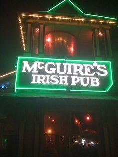 McGuire's Irish Pub...Destin, FL