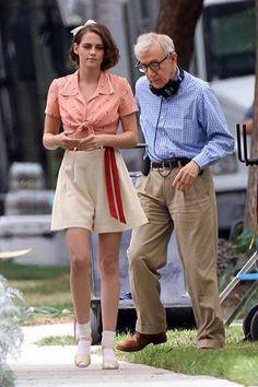 Cafe Society dir. by Woody Allen starring Kirsten Stewart.