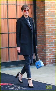 Marion Cotillard..... Love the shoes