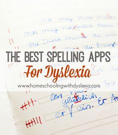 Spelling is often a lifelong struggle for people with dyslexia. These spelling apps are great choices for those struggling. Dyslexia Activities, Dyslexia Strategies, Dyslexia Teaching, Spelling Activities, Learning Disabilities, Vocabulary Games, Listening Activities, Types Of Dyslexia, Vocabulary Strategies