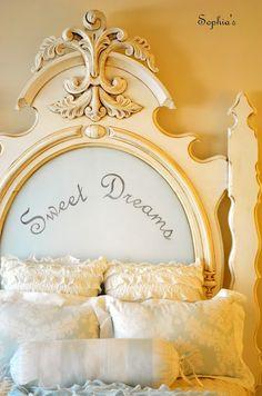 Headboard Ideas for Girls Rooms