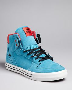 Supra Vaider High Top Sneakers | Bloomingdale's
