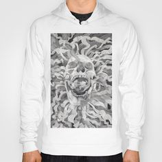 Grey Skull Hoody  $42.00 Different colors available    What i always saw in a blanc paper but never drew.