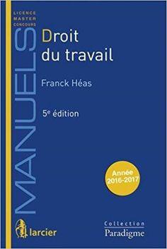 Droit du travail - Franck Héas