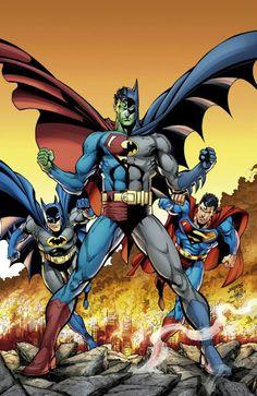 bfdb9d5e2dd356 Batman   Superman Comic Covers