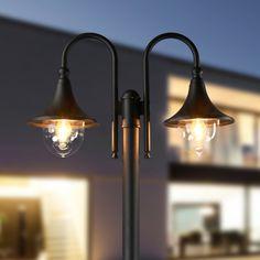 Garden Post Lights, Outdoor Post Lights, Outdoor Lighting, Urban Design Diagram, Urban Design Plan, Street Light Design, Solar Licht, Luz Solar, Led Röhren