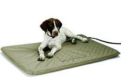 Lectro-Soft Outdoor Heated Pet Bed | CozyWinters