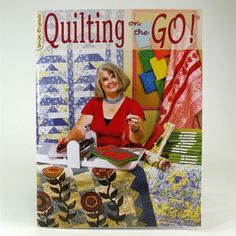 ShopJoya.com - Quilting on the GO! Project Book by Suzanne McNeill