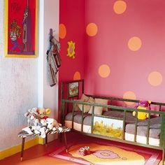 Mrs Boho: Habitaciones infantiles: colores que estimulan