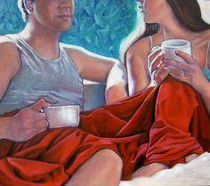 Morning Coffee by elliez1 on DeviantArt
