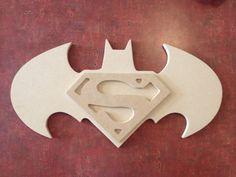 Hey, I found this really awesome Etsy listing at https://www.etsy.com/listing/130206811/batman-superman-superbat-monogram