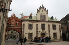 Centro Cracovia Polonia