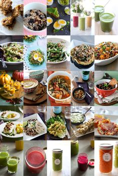 50 Healthy Recipes for the New Year - With Style & Grace