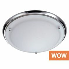 Bathroom Lights Homebase buy living scribble aluminium ball ceiling light shade - chrome at