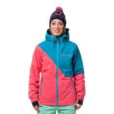 Dámská bunda Horsefeathers Veronika pink z kategorie Dámské snowboardové bundy.