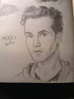 Mikey Way requested by Certified Pigeøn <<< by Rachel Lucas. KEEP CREDIT!