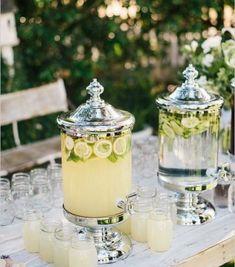 30 inspirations déco pour un buffet de mariage - ELLE.be
