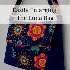Easily Enlarge the luna Bag