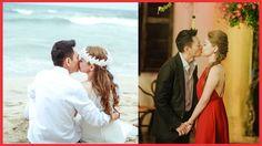 Thanh Thảo và bạn trai Việt kiều liên tục hôn  nhau - Tin hot nhất