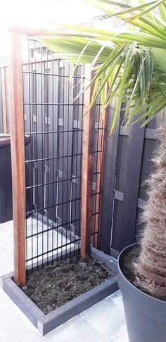 House Front, Trellis, Home Deco, Outdoor Gardens, Fence, Terrace, Home And Garden, Backyard, Outdoor Structures